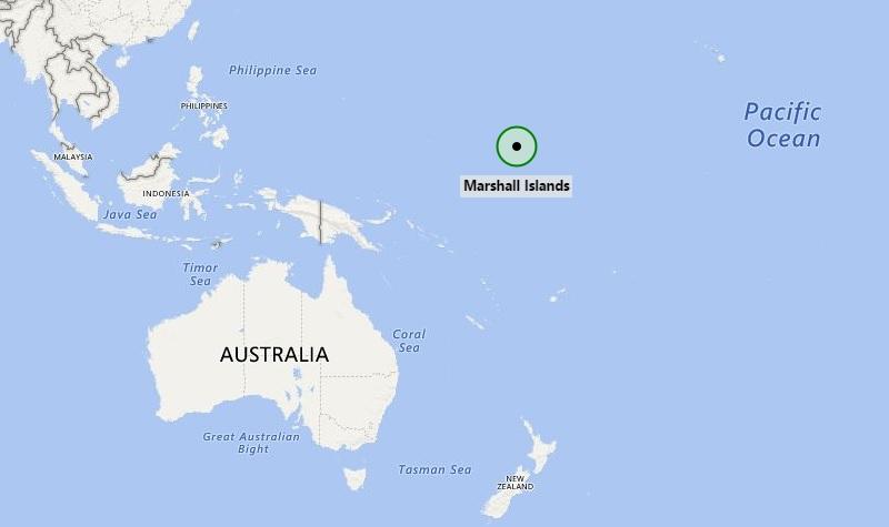 Where is Marshall Islands