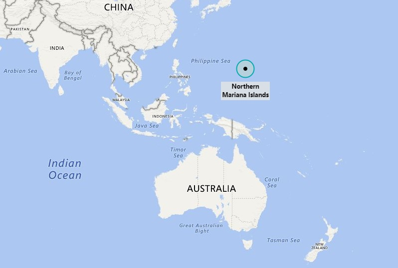Where is Northern Mariana Islands? | Where is Northern Mariana ...