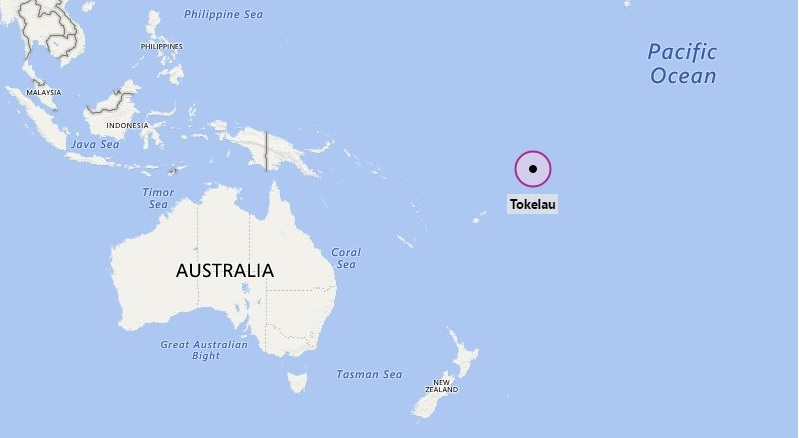 Where is Tokelau