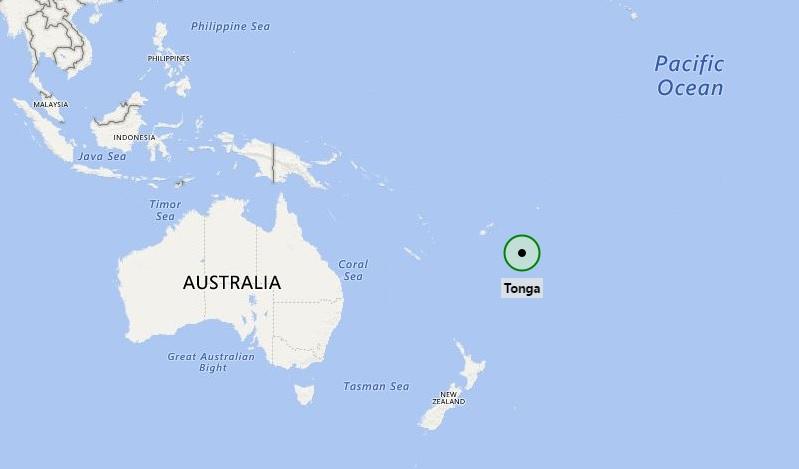 Where is Tonga