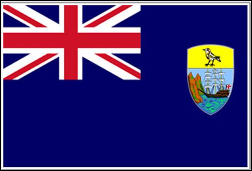 St Helena Dependencies Flag