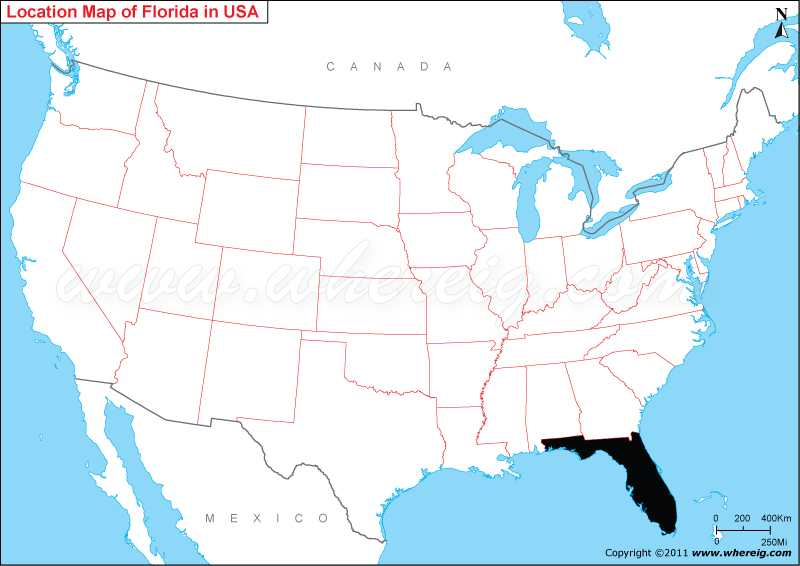 Where is Florida