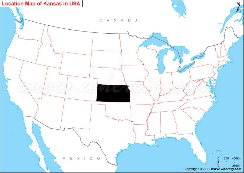 Where is Kansas