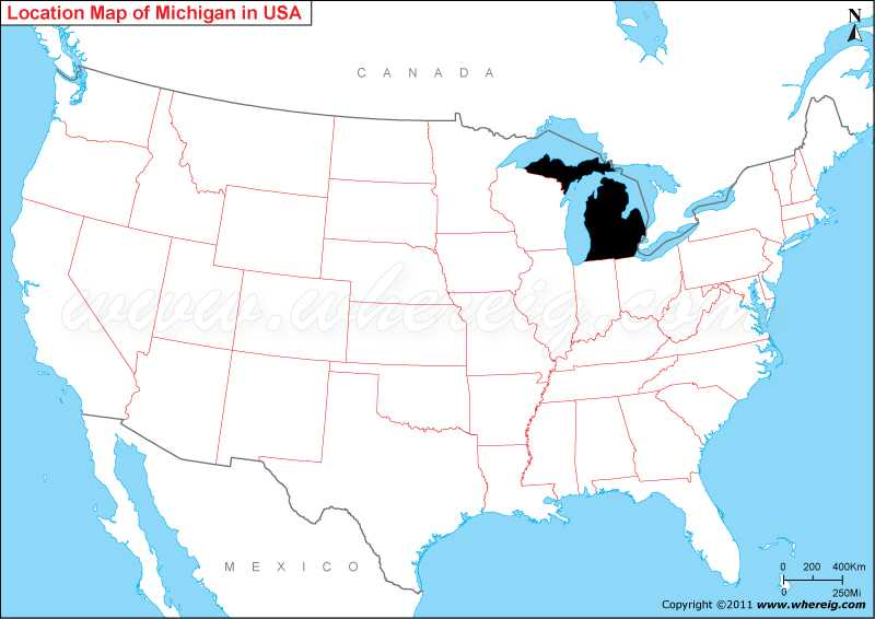 Where is Michigan