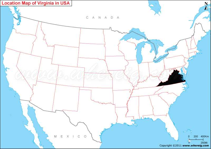 Where is Virginia
