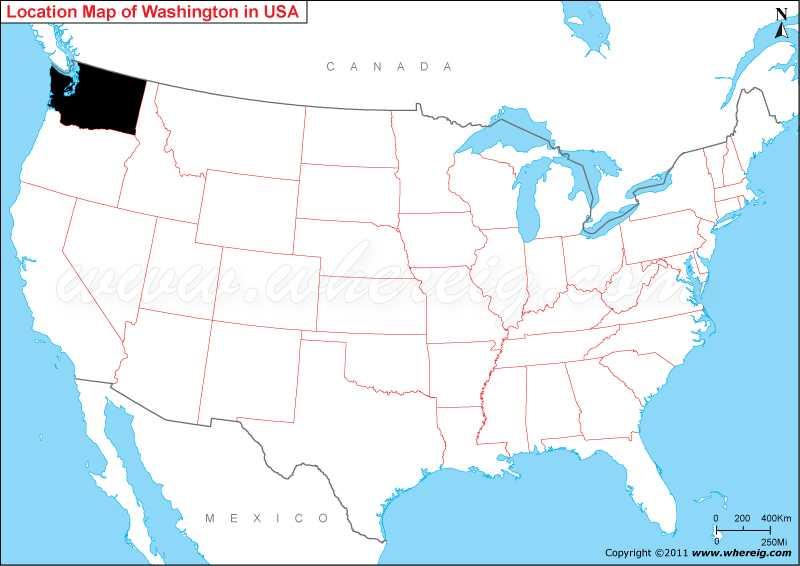 Where is Washington State