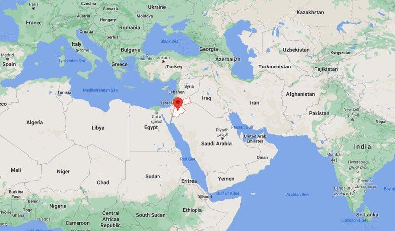 Where is Jordan Located