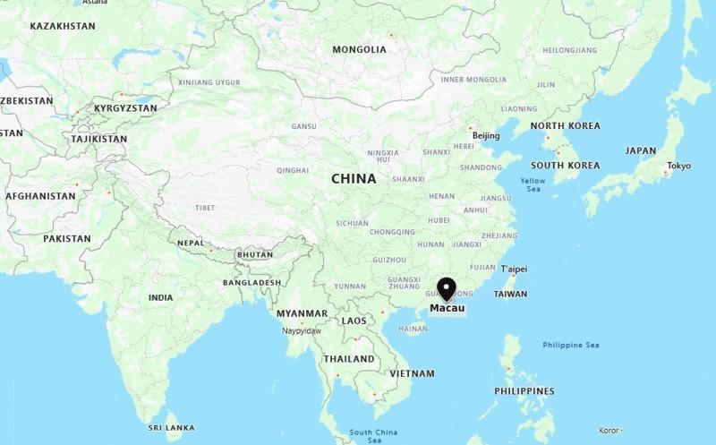 Where is Macau