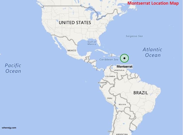 Where is Montserrat