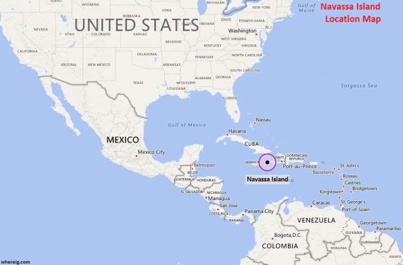 Where is Navassa Island
