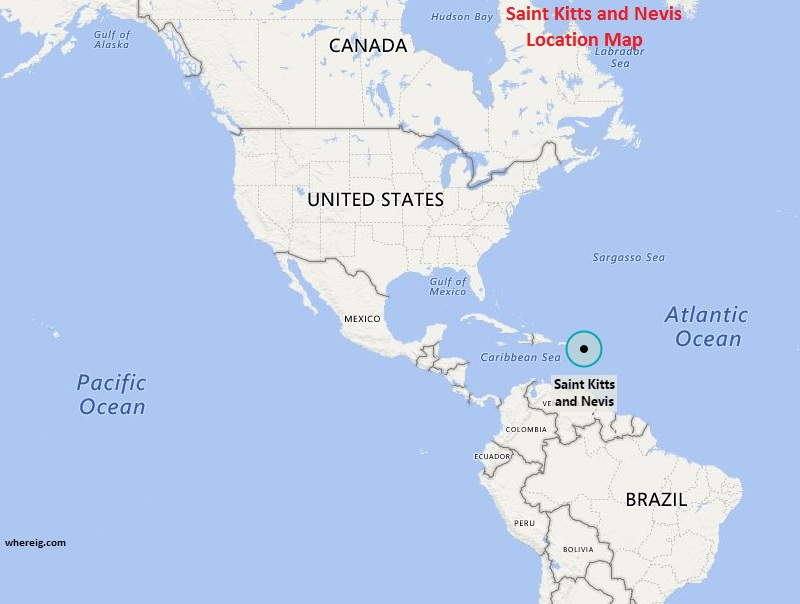 Where is Saint Kitts and Nevis? / Where is Saint Kitts and Nevis ...