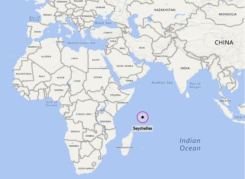 seychelles on africa map Where Is Seychelles Where Is Seychelles Located In The World Map