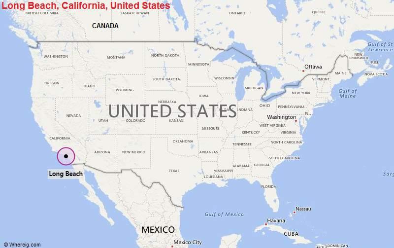 Where is Long Beach, California