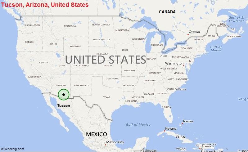 Where is Tucson