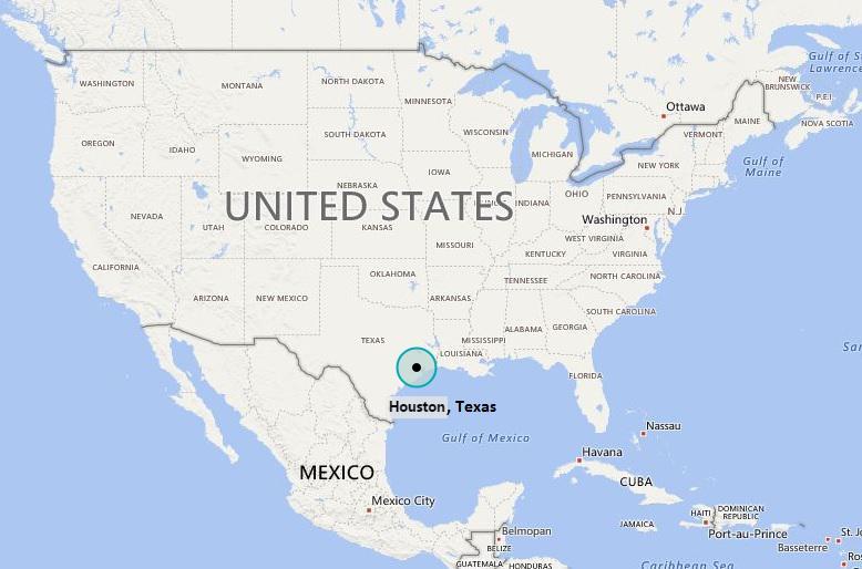 Where is Houston, TX