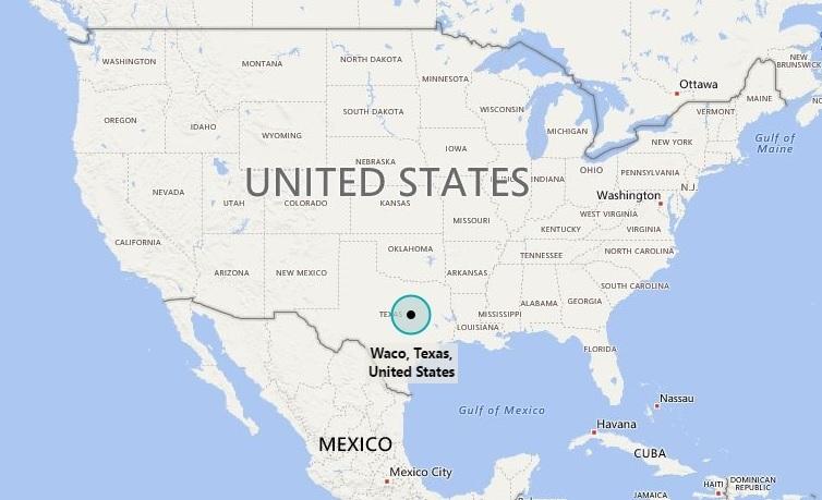 Where is Waco, TX