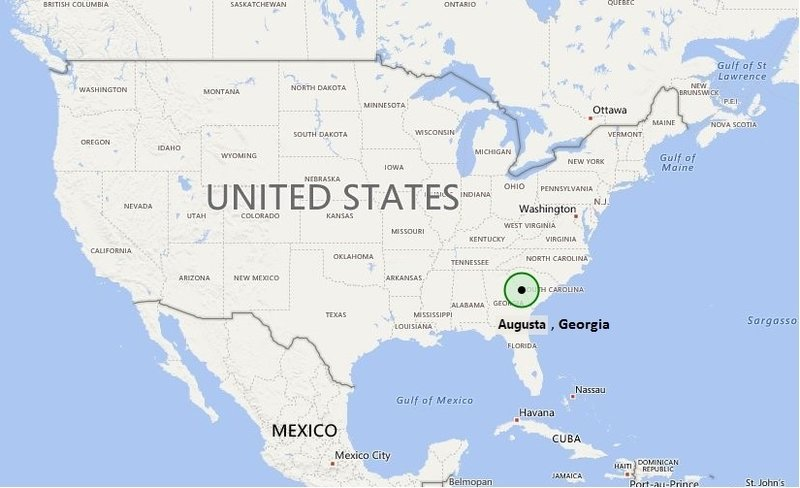 Where is Atlanta, Georgia